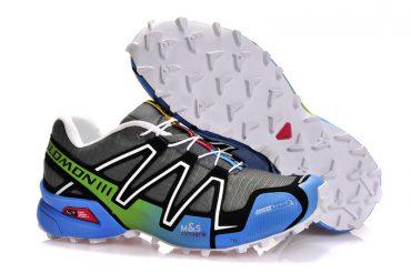 SALOMON Speedcross 3 (blau /...