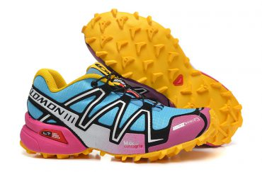 SALOMON Speedcross 3 (pink /...