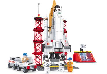 AUSINI – Weltraumbahnhof Cape Canaveral