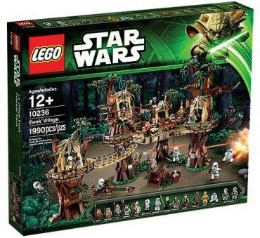 LEGO Star Wars Ewok Village...