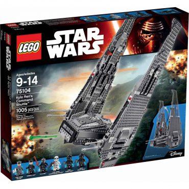 LEGO Star Wars Kylo Ren's...