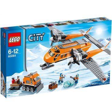 LEGO City Arktis-Versorgungsflugzeug 60064
