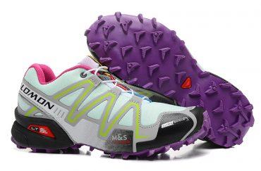 SALOMON Speedcross 3 (violet /...
