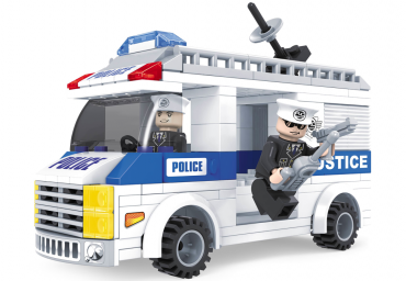 AUSINI – Polizei Einsatzbus