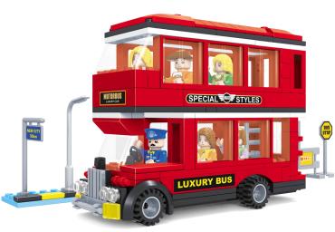 AUSINI – Doppeldecker Bus
